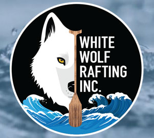 White Wolf Rafting Inc. Logo