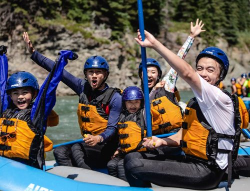 How White Wolf Rafting Started – An Interview with Owner, Jereme Arsenault