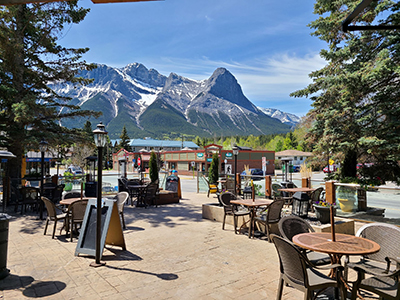 The Wood, Canmore, Alberta