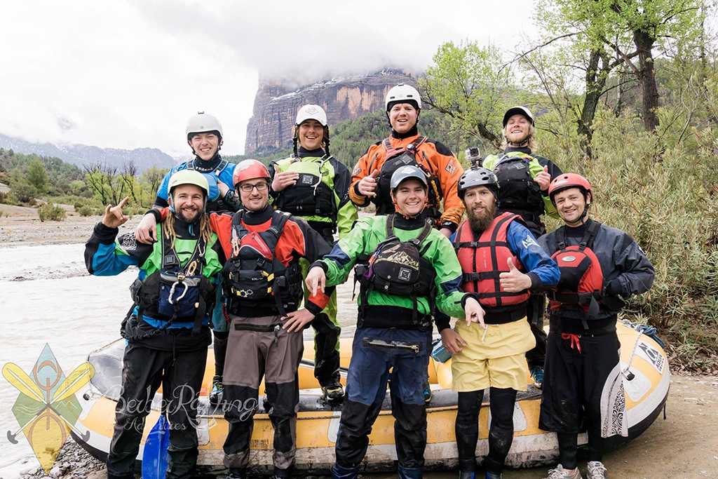 White Wolf Rafting, Canmore, Alberta - River Manager, Will Harrison Interview