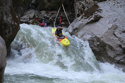 White Wolf Rafting, Canmore, Alberta - Will Harrison Interview - 2