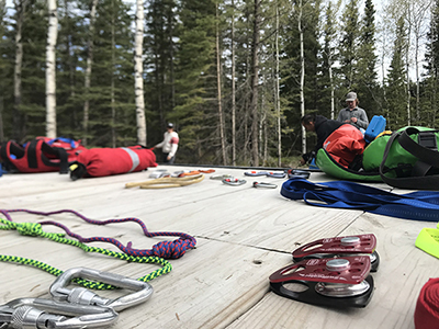 White Wolf Rafting, Canmore, Alberta - Will Harrison Interview - 8